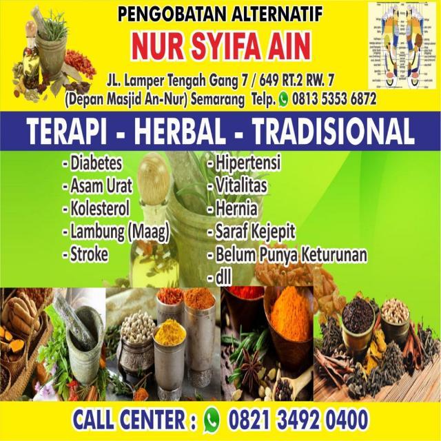 Pengobatan Alternatif Terbaik Semarang
