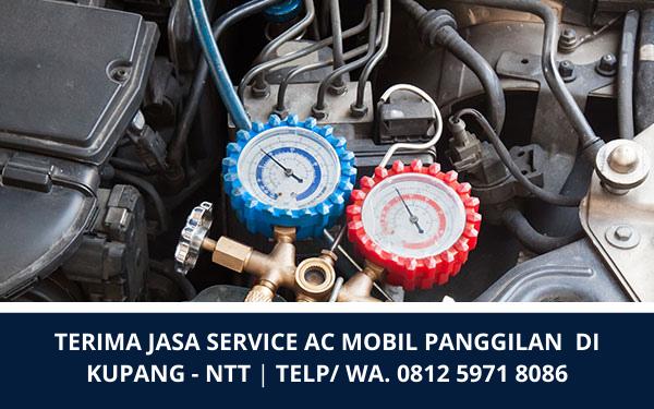 Jasa Service AC Mobil Panggilan Kupang