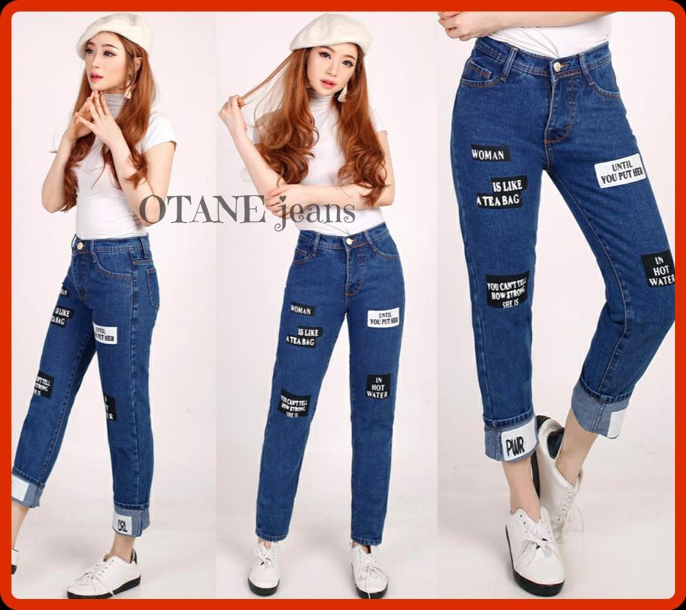 Jual Murah Celana Jeans Wanita di Lazada