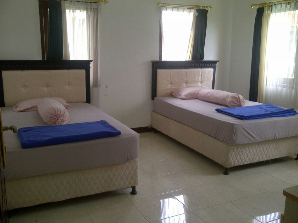 Sewa Villa Terbaik Nyaman di Kota Batu Malang