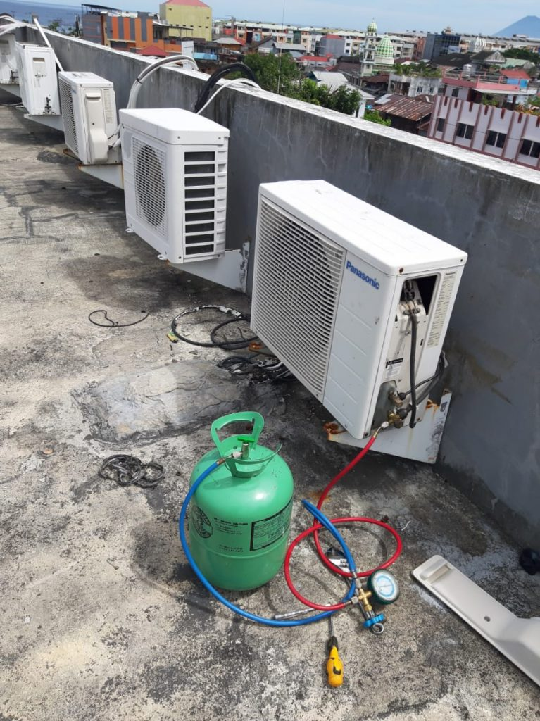 Jasa Service AC Manado Murah Bergaransi