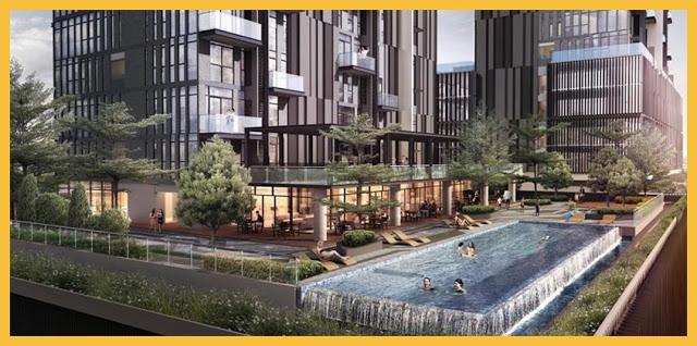 Sedia Apartemen dan SOHO Upper West BSD City Tangerang