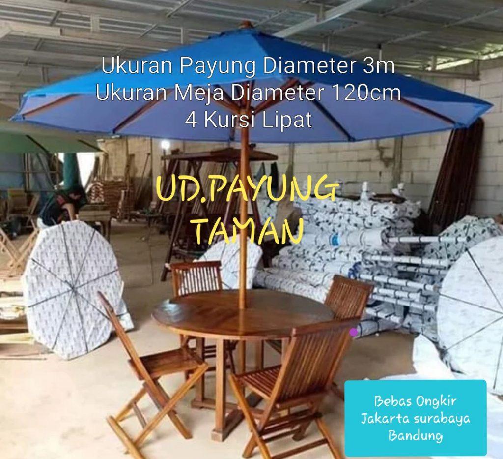 Sedia Payung Pantai Murah di Jepara