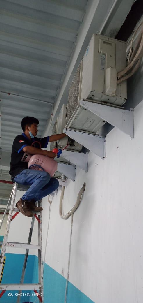 Service AC Tangerang Selatan Murah Bergaransi
