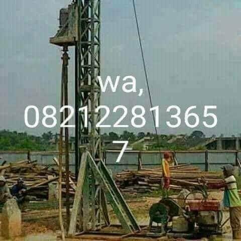 Jasa pembuatan Sumur Bor Jakarta Murah Bergaransi