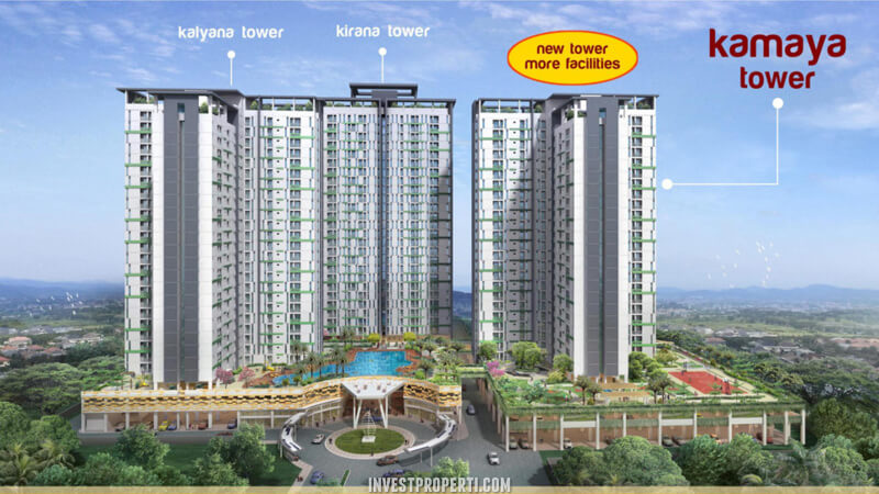 Promo Tower Kamaya Apartemen Akasa BSD City Tangerang