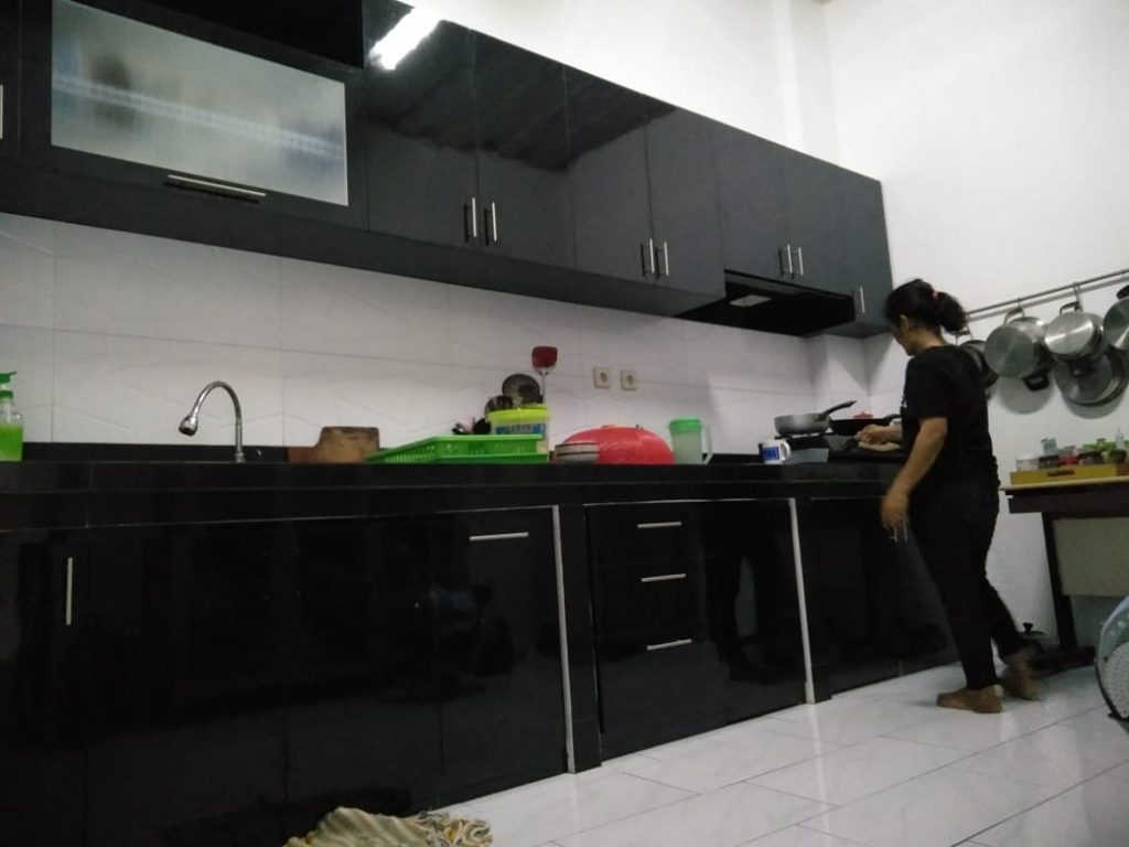 Jasa Pembuatan Kitchen Set Bekasi Murah Bergaransi