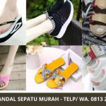 Sedia Sepatu Sandal Wanita Terbaru Harga Promo Special | Produk Laris Tokopedia | WA. 0813 2815 1050