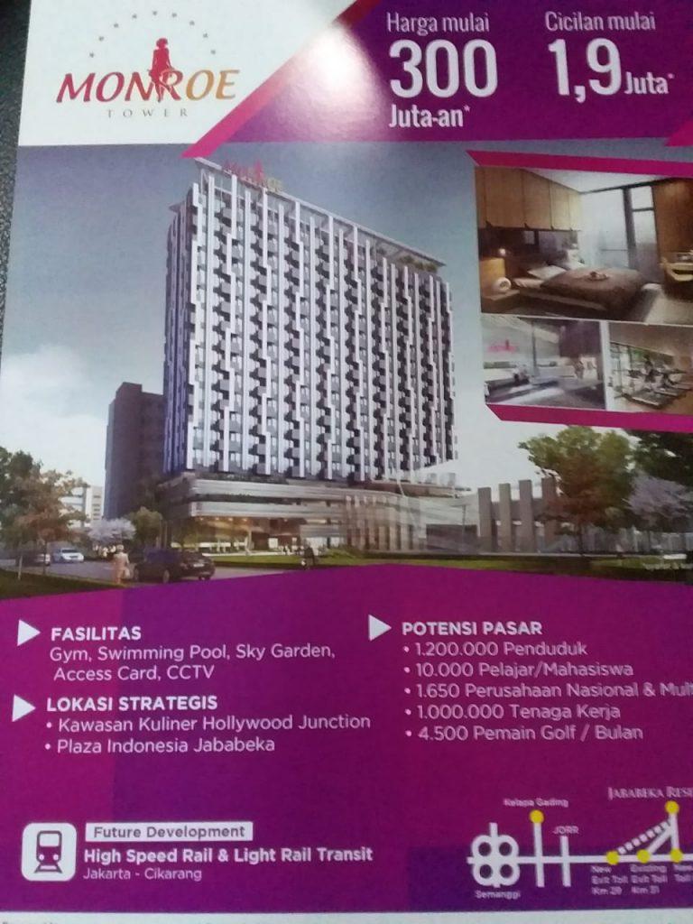 Promo Terbaru Properti Pilihan di Jababeka Residence