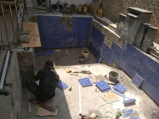 Kontraktor Pembuatan Kolam Renang Jabodetabek