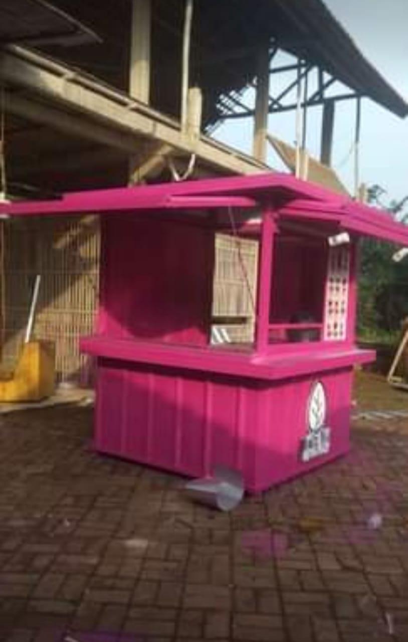 Jual Booth Portable Murah di Bekasi