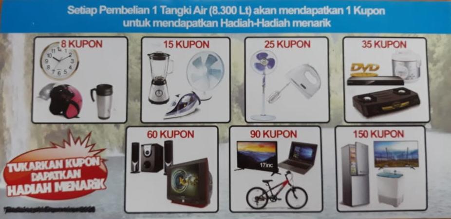Info Promo Terbaru Dolphin Water Jakarta Utara