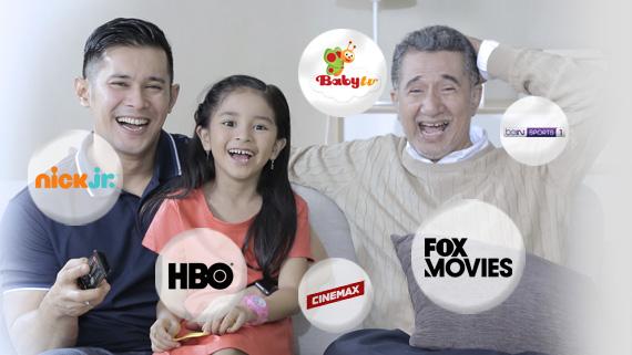 Promo Terbaru MNC Vision Paket TV Berlangganan