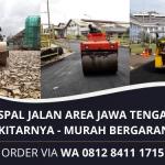 Jasa Aspal Jalan Murah Bergaransi | Terima Order Area Jawa Tengah dan Sekitarnya | WA. 0812 8411 1715