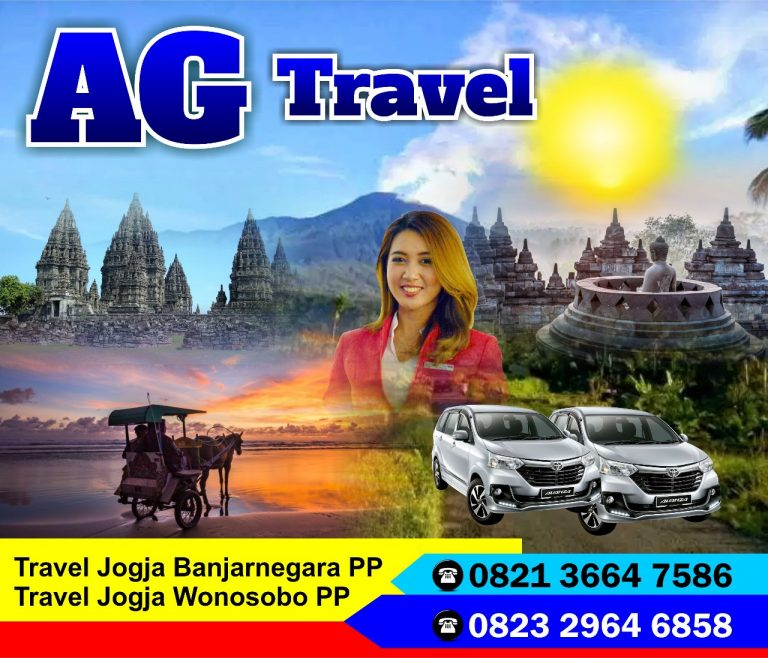 Jasa Transportasi Murah Terbaik AG Travel