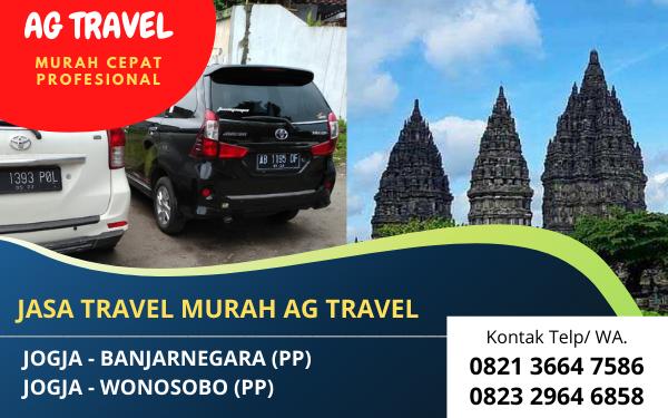 Layanan Jasa Travel Murah AG Travel