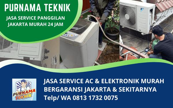 Service AC Murah Jakarta Bergaransi Terpercaya