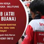 Info Lowongan Kerja Terbaru Area Bangka Belitung | CV. ACB (Atri Cipta Buana) | Kontak 0852 6361 0612