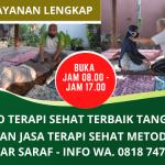 Layanan Jasa Terapi Sehat Metode Getar Saraf Terbaik Terpercaya di Tangerang | WA. 0818 747185