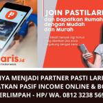 Rahasia Pasif Income Online Bersama PastiLaris.id | Join Programnya Pasti Dapat Income | WA. 0812 3238 5690