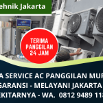 Service AC Jakarta Panggilan Murah Bergaransi   Panggilan Jasa Service Elektronik   WA.  0812 9489 1186
