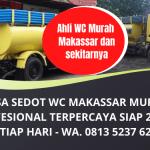 Jasa Sedot WC Makassar Murah Bergaransi | Terima Panggilan 24 Jam Setiap Hari | WA. 0813 5237 6298